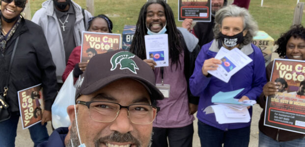 Community Voting Outreach