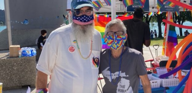Support for VAAC at Detroit Pride