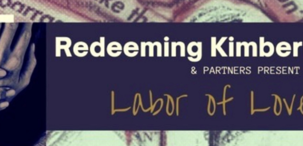 Join Redeeming Kimberly for Domestic Violence Event